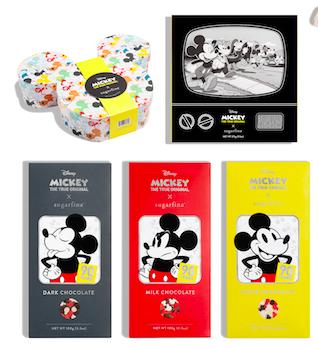 Sugarfina x 迪士尼推出米奇 90 週年糖果系列